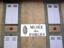 Musée des Forges dans les Landes. Source : http://data.abuledu.org/URI/5074b66a-musee-des-forges-dans-les-landes