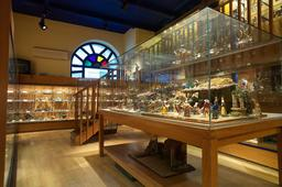 Musée des santons à Marseille. Source : http://data.abuledu.org/URI/50e8e8fe-musee-des-santons-a-marseille