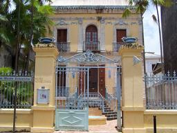 Musée Schoelcher de Pointe-à-Pitre. Source : http://data.abuledu.org/URI/529644d6-musee-schoelcher-de-pointe-a-pitre