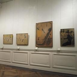 Musée Toulouse-Lautrec à Albi. Source : http://data.abuledu.org/URI/59c190ab-musee-toulouse-lautrec-a-albi
