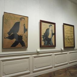 Musée Toulouse-Lautrec à Albi. Source : http://data.abuledu.org/URI/59c190ca-musee-toulouse-lautrec-a-albi