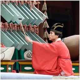 Musique de cour coréenne à Séoul. Source : http://data.abuledu.org/URI/59dd6127-musique-de-cour-coreenne-a-seoul