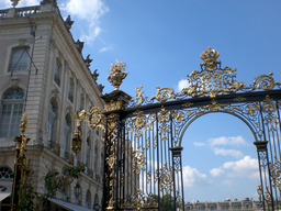 Nancy, Place Stanislas. Source : http://data.abuledu.org/URI/54a861a9-nancy-place-stanislas