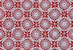Nappe portugaise au crochet. Source : http://data.abuledu.org/URI/5417fb97-nappe-portugaise-au-crochet