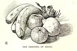 Nature morte avec des fruits. Source : http://data.abuledu.org/URI/56540d38-nature-morte-avec-des-fruits