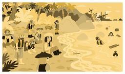 Naufrage de Christophe Colomb. Source : http://data.abuledu.org/URI/55a38d08-naufrage-de-christophe-colomb