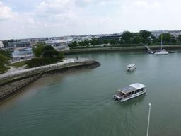 Navette maritime à La Rochelle. Source : http://data.abuledu.org/URI/58217cf1-navette-maritime-a-la-rochelle