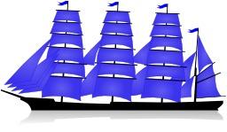 Navire à voile. Source : http://data.abuledu.org/URI/520bff5a-navire-a-voile