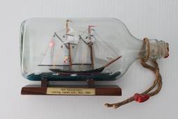 Navire en bouteille. Source : http://data.abuledu.org/URI/51dbf824-navire-en-bouteille