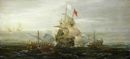 Navire français attaqué par des pirates en Méditerranée. Source : http://data.abuledu.org/URI/52c00e35-navire-francais-attaque-par-des-pirates-en-mediterranee