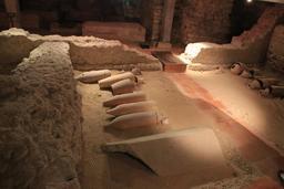 Nécropole de Saint-Seurin à Bordeaux. Source : http://data.abuledu.org/URI/55aedbf7-necropole-de-saint-seurin-a-bordeaux