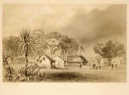 New Victoria en Australie en 1838. Source : http://data.abuledu.org/URI/59816380-new-victoria-en-australie-en-1838