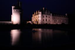 Nocturne de Chenonceau. Source : http://data.abuledu.org/URI/55e460ed-nocturne-de-chenonceau