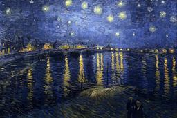 Nuit étoilée sur le Rhône. Source : http://data.abuledu.org/URI/51c92d81-nuit-etoilee-sur-le-rhone