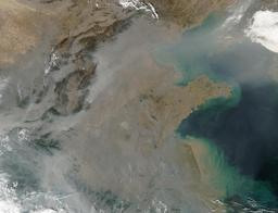 Obscurcissement au-dessus de la Chine. Source : http://data.abuledu.org/URI/50daf2e0-obscurcissement-au-dessus-de-la-chine