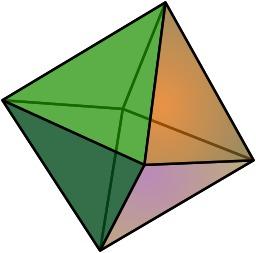 Octaèdre régulier. Source : http://data.abuledu.org/URI/50c47afc-octaedre-regulier