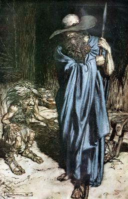 Odin et le Crépuscule des Dieux. Source : http://data.abuledu.org/URI/53babbf2-odin-et-le-crepuscule-des-dieux