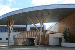 Office du Tourisme de Biscarrosse. Source : http://data.abuledu.org/URI/55c12dfc-office-du-tourisme-de-biscarrosse