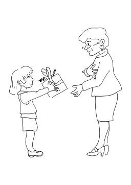 Offrir un cadeau. Source : http://data.abuledu.org/URI/5026e6de-offrir-un-cadeau