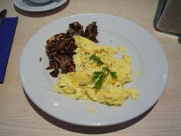 Omelette aux champignons. Source : http://data.abuledu.org/URI/533bfac7-omelette-aux-champignons