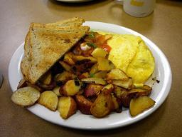 Omelette aux pommes de terre. Source : http://data.abuledu.org/URI/533c0920-omelette-aux-pommes-de-terre