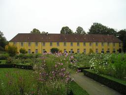 Orangerie de Benrath à Düsseldorf. Source : http://data.abuledu.org/URI/52b59b11-orangerie-de-benrath-a-dusseldorf