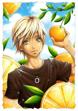 Oranges de Bishounen. Source : http://data.abuledu.org/URI/51deed38-oranges-de-bishounen