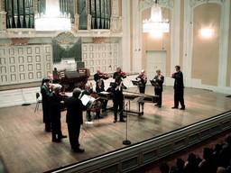 Orchestre de musiciens. Source : http://data.abuledu.org/URI/5020cda8-orchestre-de-musiciens