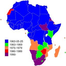 Organisation de l'Unité Africaine. Source : http://data.abuledu.org/URI/52d29fdf-organisation-de-l-unite-africaine
