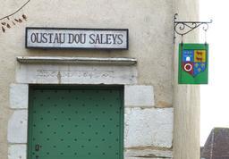 Ostau dou Saleys à Salies-de-Béarn. Source : http://data.abuledu.org/URI/5865e4e3-ostau-dou-saleys-a-salies-de-bearn