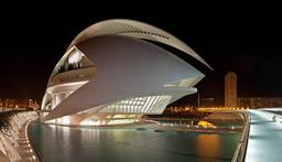 Palais des Arts de la Reine Sophie à Valence. Source : http://data.abuledu.org/URI/54da8611-palais-des-arts-de-la-reine-sophie-a-valence