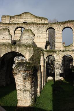 Palais Gallien à Bordeaux. Source : http://data.abuledu.org/URI/5401ee5d-palais-gallien-a-bordeaux
