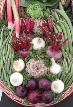Panier de légumes. Source : http://data.abuledu.org/URI/518a19cf-panier-de-legumes