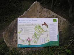 Panneau d'information de réserve naturelle. Source : http://data.abuledu.org/URI/5983778b-panneau-d-information-de-reserve-naturelle
