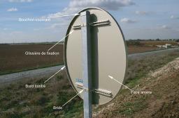 Panneau de signalisation. Source : http://data.abuledu.org/URI/5032334a-panneau-de-signalisation