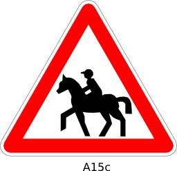 Panneau routier A15c. Source : http://data.abuledu.org/URI/51a11a24--panneau-routier-a15c
