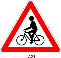 Panneau routier a21. Source : http://data.abuledu.org/URI/51a11aa1--panneau-routier-a21
