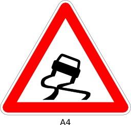 Panneau routier a4. Source : http://data.abuledu.org/URI/51a11b21--panneau-routier-a4