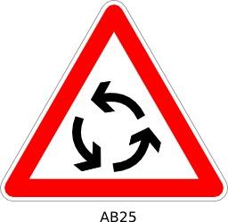 Panneau routier ab25. Source : http://data.abuledu.org/URI/51a11b59--panneau-routier-ab25