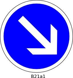 Panneau routier B21a1. Source : http://data.abuledu.org/URI/51a11ff2--panneau-routier-b21a1