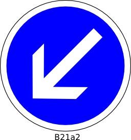 Panneau routier B21a2. Source : http://data.abuledu.org/URI/51a12000--panneau-routier-b21a2