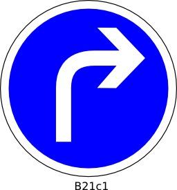 Panneau routier B21c1. Source : http://data.abuledu.org/URI/51a12029--panneau-routier-b21c1
