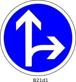 Panneau routier B21d1. Source : http://data.abuledu.org/URI/51a1204d--panneau-routier-b21d1
