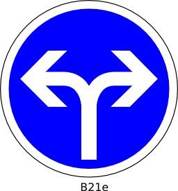 Panneau routier B21e. Source : http://data.abuledu.org/URI/51a1206e--panneau-routier-b21e
