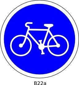 Panneau routier B22a. Source : http://data.abuledu.org/URI/51a1207e--panneau-routier-b22a