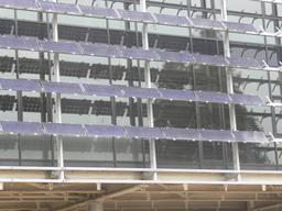 Panneaux photovoltaïques. Source : http://data.abuledu.org/URI/52fe53e6-panneaux-photovoltaiques