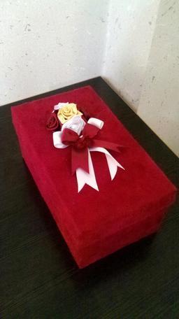 Paquet cadeau. Source : http://data.abuledu.org/URI/531c20e2-paquet-cadeau
