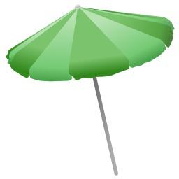 Parasol de plage. Source : http://data.abuledu.org/URI/50185749-parasol-de-plage