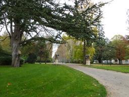 Parc botanique de Toulouse. Source : http://data.abuledu.org/URI/5828ccf5-parc-botanique-de-toulouse