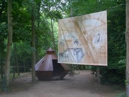 Parc du Clos Lucé. Source : http://data.abuledu.org/URI/54b9935f-parc-du-clos-luce